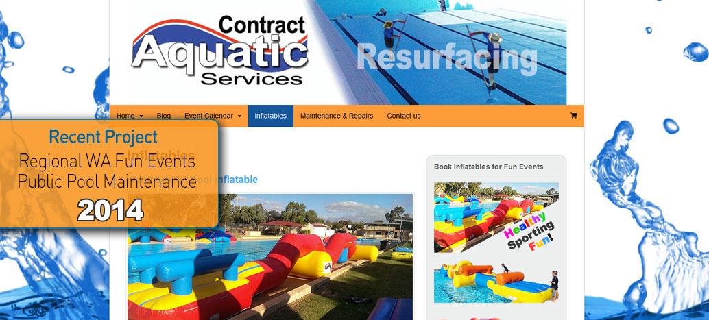 Contract Aquatic Services