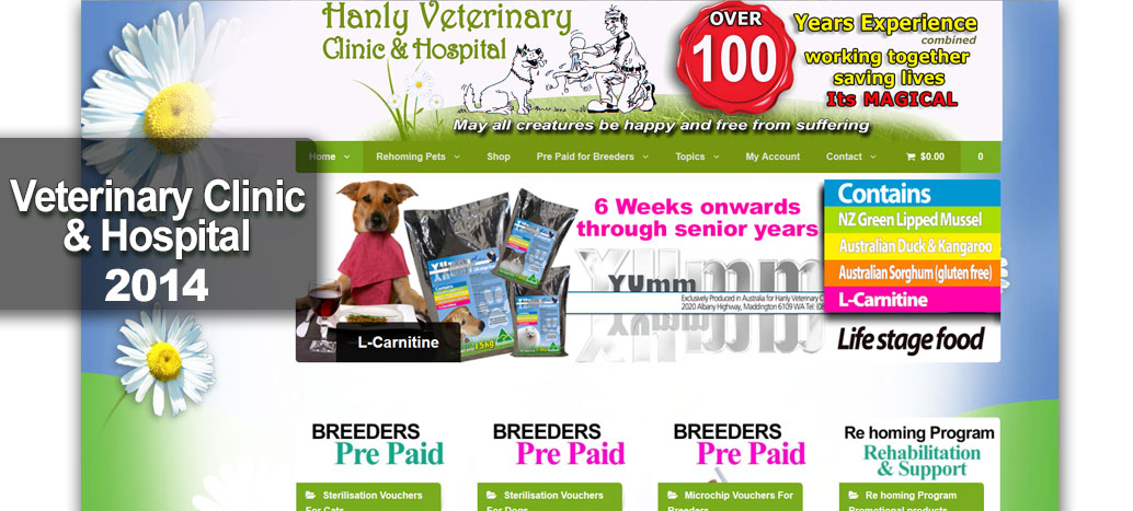 Hanly Veterinary Clinic and Hospital OFFICIAL WEBSITE