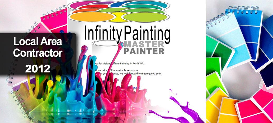 Infinity Painting  Web Site busyliz.com