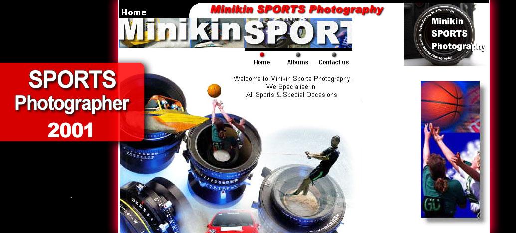 minikin sports photography  Web Site by busyliz.com