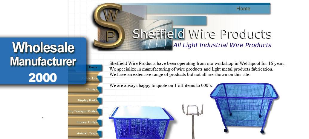 Sheffield Wire Products Perth Web Site busyliz.com